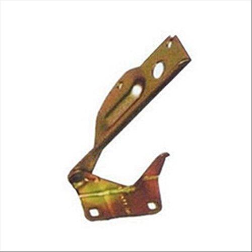 - OE Replacement Nissan/Datsun Sentra Passenger Side Hood Hinge Assembly (Partslink Number NI1236114)