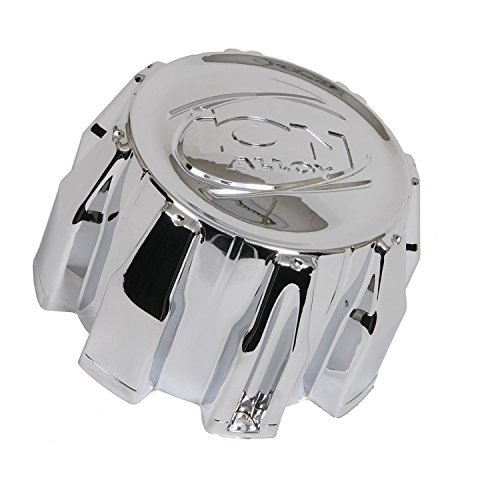 Ion Alloy 171 174 179 8 lug C101710 C10143 11531580F-1 Chrome Wheel Rim Center Cap (The Best Alloy Wheels)