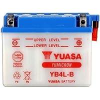 YUASA BATERIA YB4L-B abierto - sin ácido
