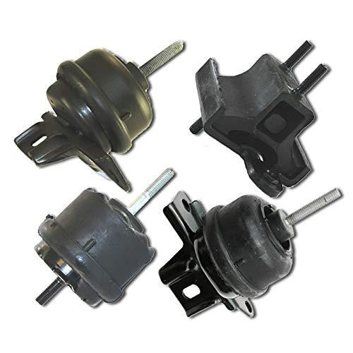 K1127 Fits 2000-2005 Buick LeSabre/Pontiac Bonneville 3.8L Motor & Trans Mount 4pc : A2895 A2896 A2897 A2898 2000 Pontiac Bonneville Engine