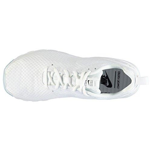 NIKE Air Max Mouvement léger entraînement Chaussures pour Homme Blanc/Blanc Baskets Sneakers