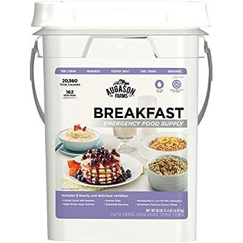 Amazon.com: Suministro de alimentos mensuales premium - Eden ...