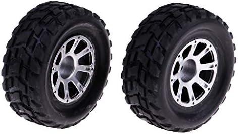 1/18スケール RCカータイヤ ホイール ゴムタイヤ WLtoys A949 A959 A969 A979 29に対応 バーツ