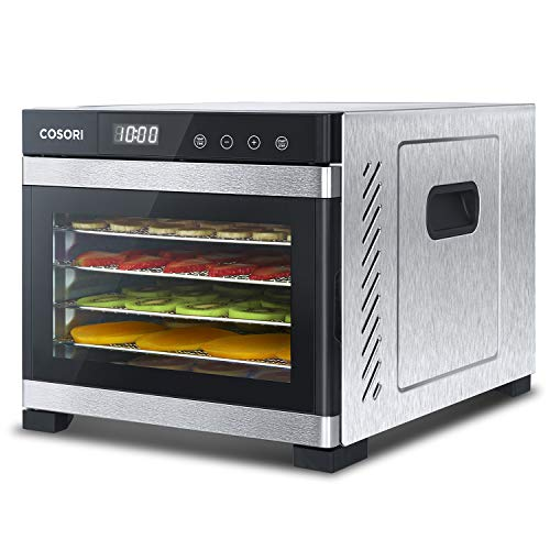COSORI Premium Food Dehydrator Machine(50 Free Recipes),