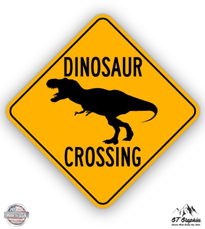 American Crossings Computer (Dinosaur Crossing - 5