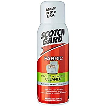 Amazon Com Scotchgard Fabric And Upholstery Cleaner 14
