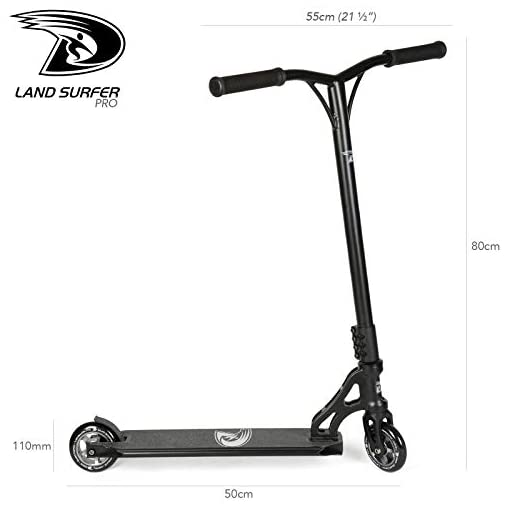 Land Surfer Trottinette Pro Stunt