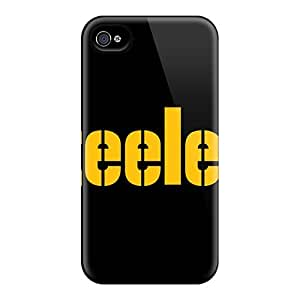Brand New 6 Defender Cases For Iphone (pittsburgh Steelers)
