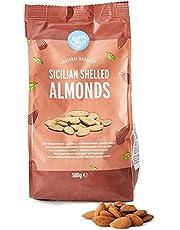 Amazon-merk: Happy Belly Sicilian Almonds