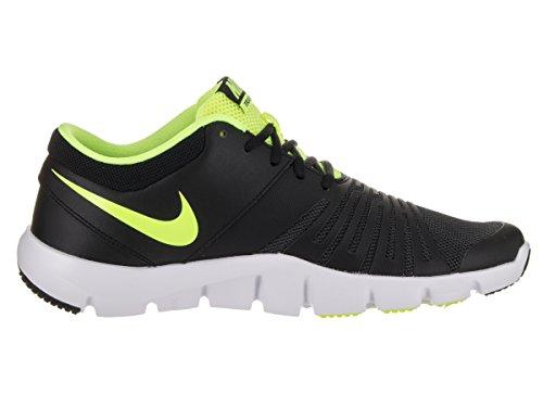 Nike Mens Flex Show Tr 5 Scarpa Allenamento Nero / Volt / Antracite / Bianco