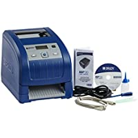 Brady BBP30 Label Printer, 300 dpi, 4 Maximum Print Width, 3 per seconds Maximum Print Speed