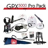 Minelab GPX 5000 Pro Pack Metal Detector