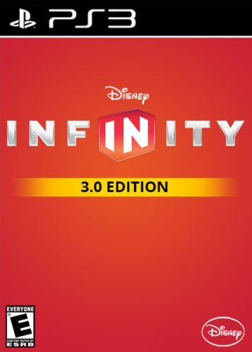 Disney Infinity 3.0 PS3 Standalone Game Disc Only (Disney Infinity Ps3)
