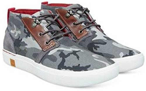 Torre Amherst Chukka Donne Timberland Tela Delle Camo Camuffamento Eiffel HHxw7qB