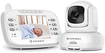 Amcrest AC-1 Video Baby Monitor with Pan/Tilt/Zoom Camera