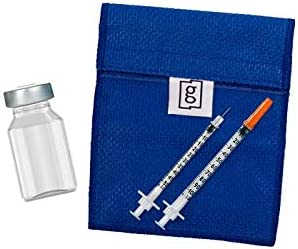 Estuche de Bolsillo de Glucology™ para Refrigeración de Insulina ...