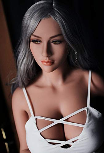 Sex Doll for Men Lifelike Life Size Adult Toy Realistic Doll Men Doles 158cm-F-Cup by XJDOLL (Image #1)