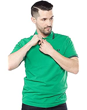 Men's Twin Tipped Shirt Green 38