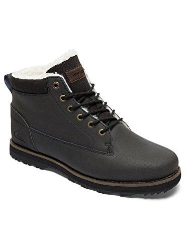 Quiksilver Men's Mission V Snow Boots Black (Solid Black Sbkm) bqcs7OUM