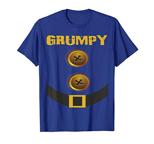 GRUMPY DWARF T SHIRT , TEACHER CHRISTMAS HALLOWEEN COSTUME]()