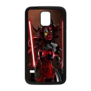 Star-Wars--Darth-Sideous Samsung Galaxy S5 Cell Phone Case Black CVXEYERTE32422 Plastic Cell Phone Case For Guys