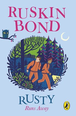 book cover of Rusty Runs Away