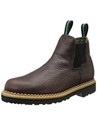 Georgia Boot Men's Georgia Giant High Romeo GR500 Work Boot,Soggy