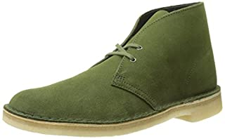Clarks Men's Desert Chukka Boot, Leaf, 14 M US (B012YZTC2U) | Amazon price tracker / tracking, Amazon price history charts, Amazon price watches, Amazon price drop alerts