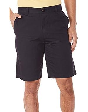 Mens Flat Front Perfect Shorts!