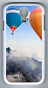 Samsung Galaxy S4 Case Customized Unique Balloon In The Sky Cover For Samsung Galaxy S4 I9500