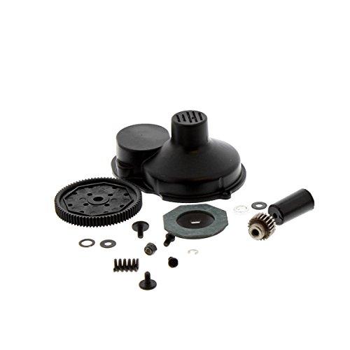 Arrma Raider Mega 1/10: 81T Spur Gear & Cover, Slipper Clutch/Spring, 22T Pinion