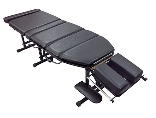 DevLon NorthWest Portable Chiropractic Table Drops Height Adjustment Treatment Club 180 Free Paper ROLL
