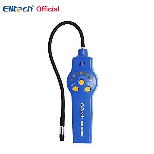 heated diode leak detector - 2