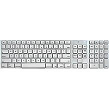 iHome   Full Size Mac Keyboard with 2 USB Ports (IMAC-K121S)