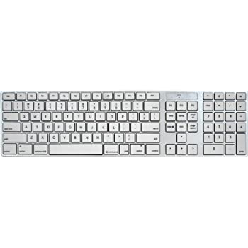 macally full size usb wired computer keyboard for mac and windows pc with 15 apple. Black Bedroom Furniture Sets. Home Design Ideas
