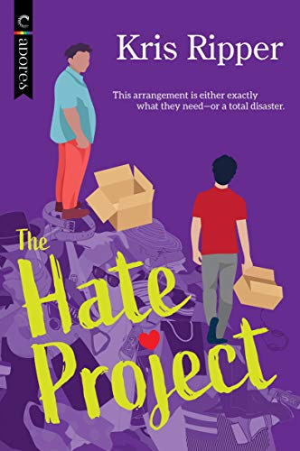 Book Cover: The Hate Project