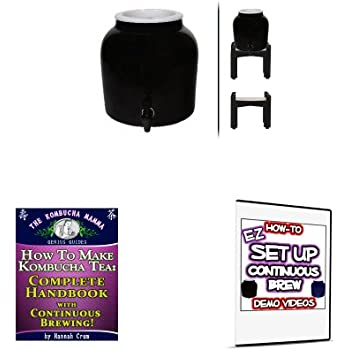 Amazon Com Kkamp Continuous Brew Kombucha Brewer Only
