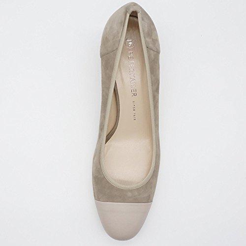Para Tacón Mujer De Peter Kaiser Beis Zapatos Ondy qF1qvHU