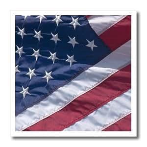 ht_96800_3 Danita Delimont - Flags - American flag - US48 SAV0078 - Savanah Stewart - Iron on Heat Transfers - 10x10 Iron on Heat Transfer for White Material