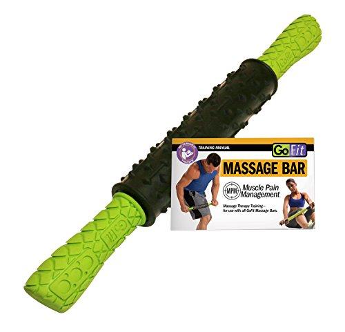 GoFit Extreme Massage Black Green product image