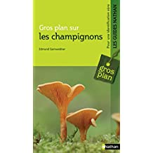 Les champignons (Guides Nature gros plan) (French Edition)