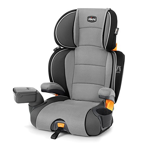 Reclining Booster (Chicco KidFit Zip Booster, Spectrum)