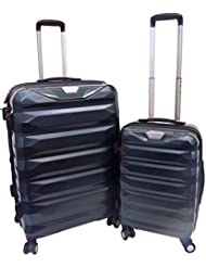 Samsonite Flylite DLX 2 Piece Hardside Spinner Set