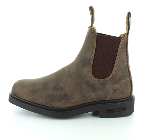 Chisel Chelsea Toe Boots Unisex Adults' Blundstone 1306 Brown Rustic R5qwf