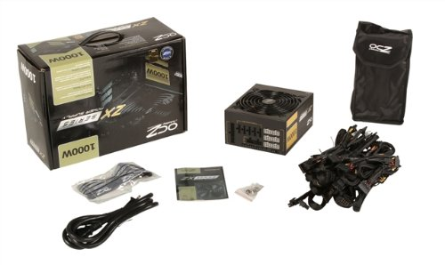 PC Power & Cooling ZX Series 1000 Watt (1000W) 80+ Gold Fully-Modular Active PFC Performance Grade ATX PC Power Supply 5 Year Warranty OCZ-ZX1000W by PC Power & Cooling (Image #3)