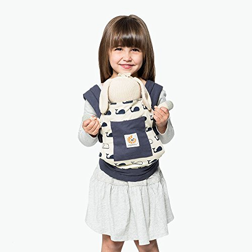 Ergobaby Original Baby Doll Carrier, Marine