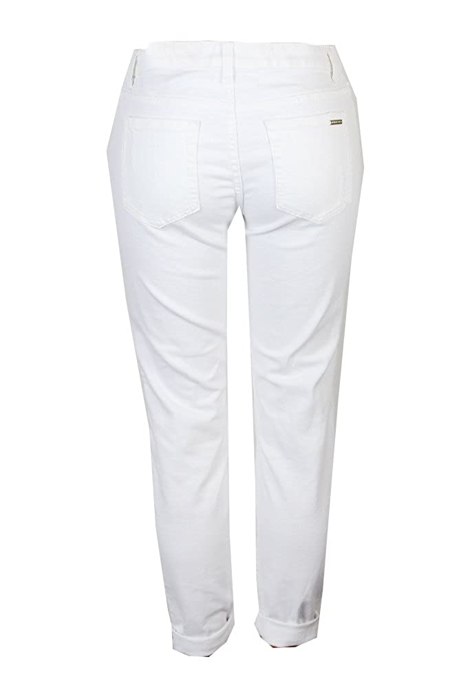 Michael Kors Womens Dillon White Wash Distressed Skinny Jeans White 8 at  Amazon Women s Jeans store 0f8a42ff8
