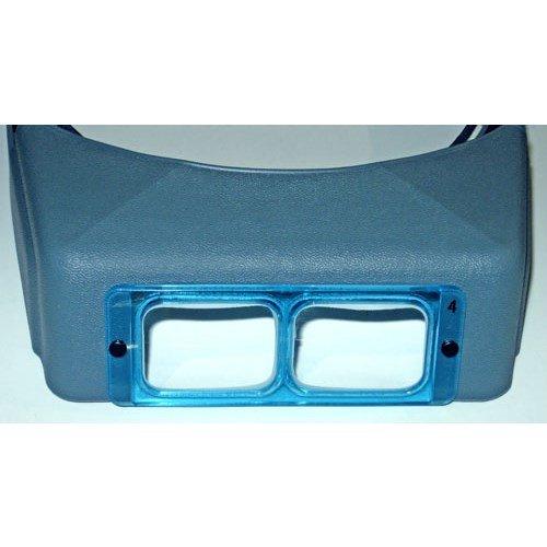 - Optivisor 26405 Binocular Magnifier