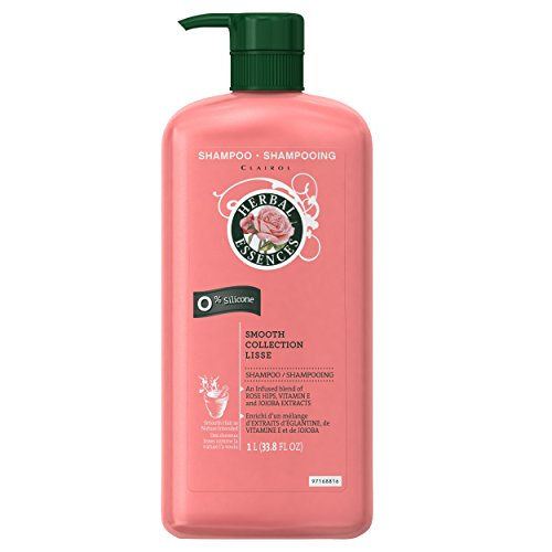 Price comparison product image Herbal Essences Smooth Collection Shampoo, 33.8 FL OZ