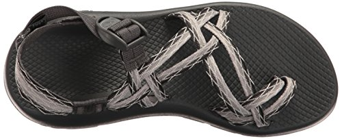 Chaco Damen Zx2 Classic Athletic Sandale Apex Grau
